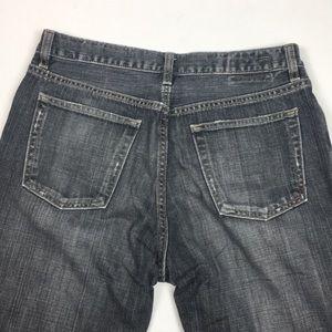 Men's Banana Republic Straight Leg Jeans - 33 x 34